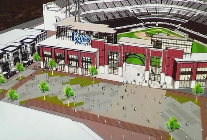 Do you think the Oldsmar area would make a good location for a #Rays stadium?