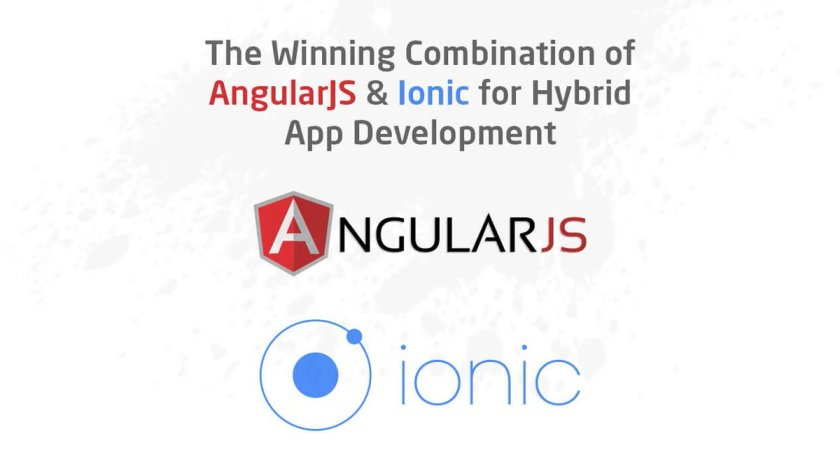 Great article - How #Ionic & #AngularJS are Better Choice for Businesses? ->