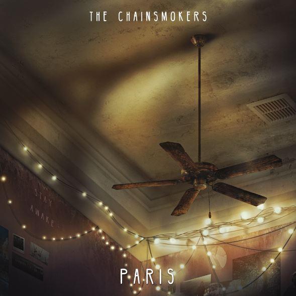 The Chainsmokers – Paris Lyrics