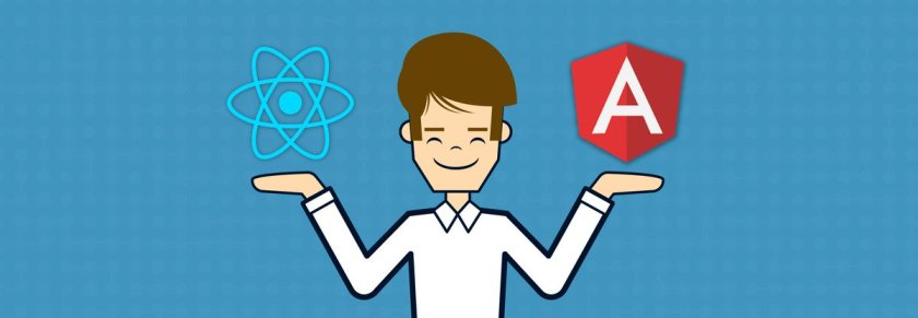 Don't blame the framework: Read about @besmaniotto's experience with #AngularJS and #ReactJS