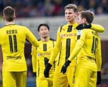 Video: Paderborn vs Borussia Dortmund