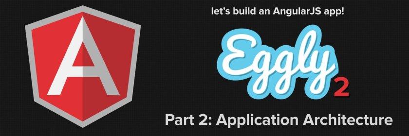 AngularJS Application Architecture course by @simpulton #angularjs