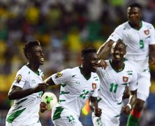 Video: Cameroon vs Guinea-Bissau