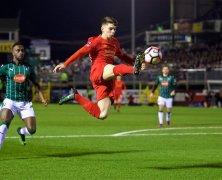 Video: Plymouth Argyle vs Liverpool