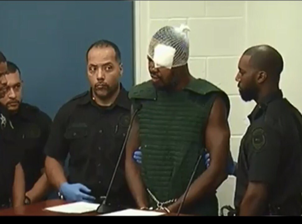 Accused Orlando cop killer Markeith Loyd tells judge: 'F--- you' during first appearance: