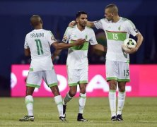 Video: Algeria vs Tunisia