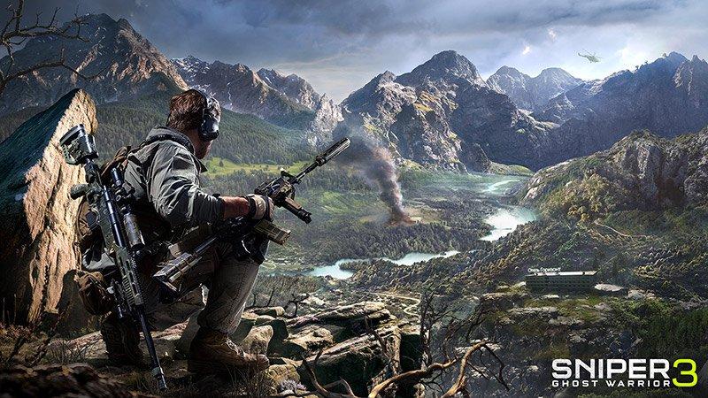 Sniper Ghost Warrior 3 – Sniper Tactics: Basic Tactics Guide Trailer