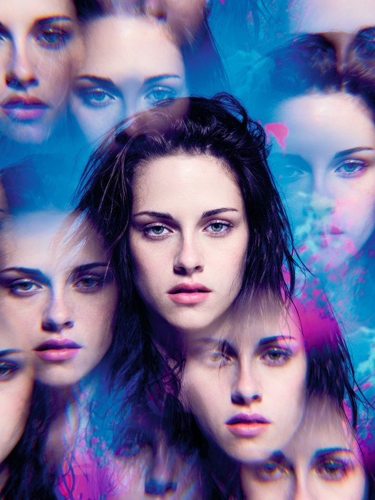 Kristen Stewart releases paper on artificial intelligence: