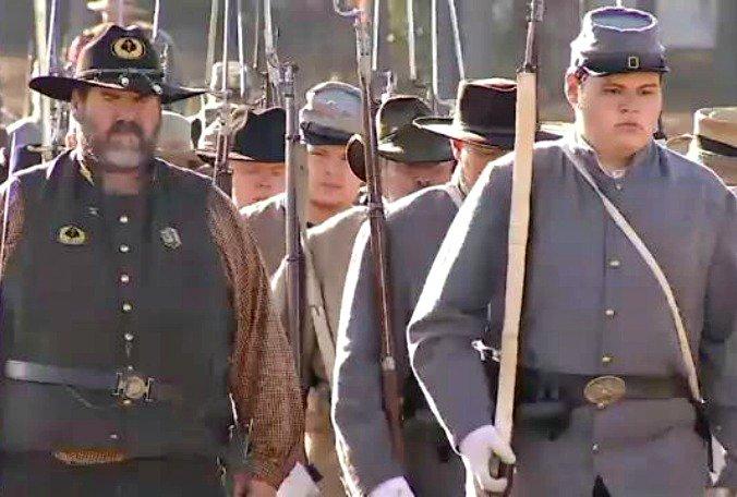 American #CivilWar #history comes to life at 37th annual #BrooksvilleRaid  @KJones821