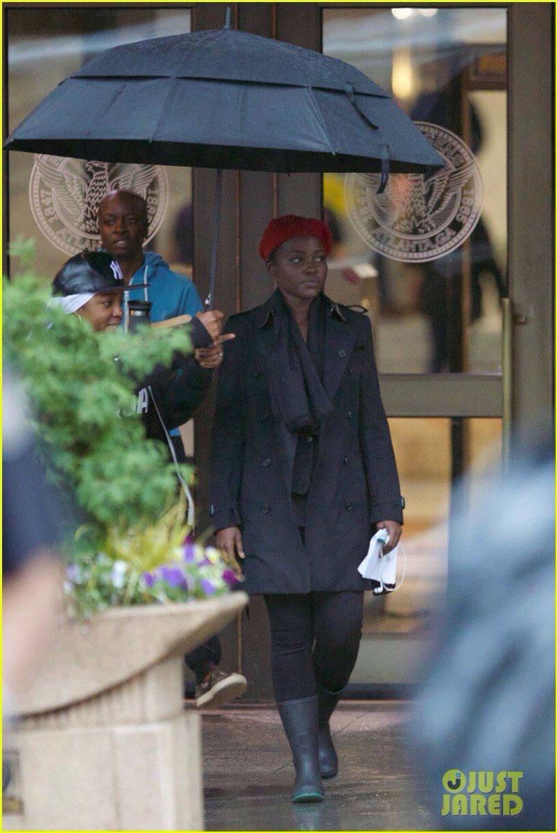 Black Panther set photos