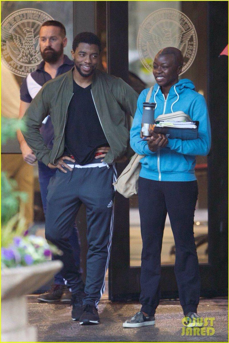 Black Panther Principal Photography Has Begun