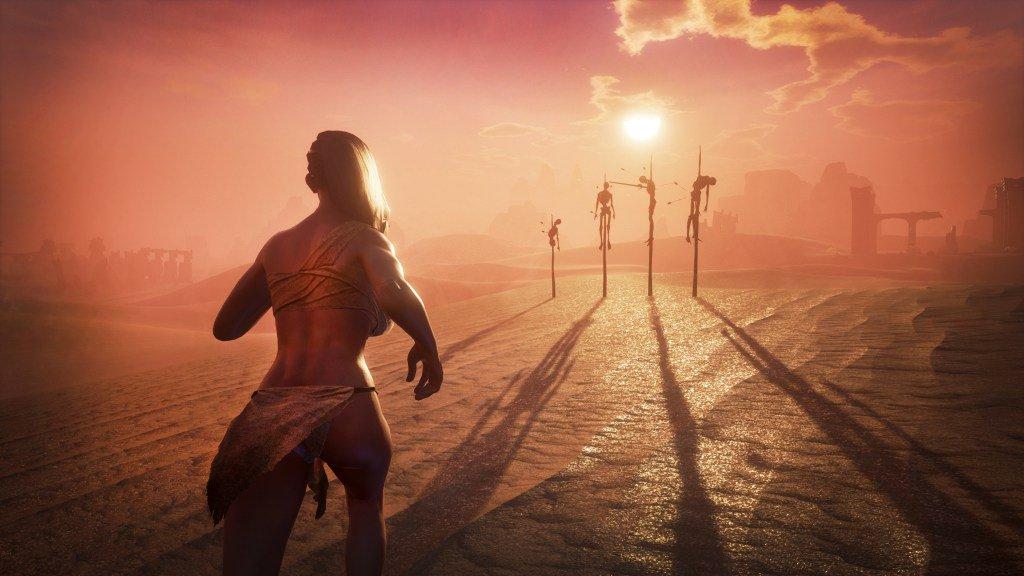 Conan Exiles Early Access Launch Trailer