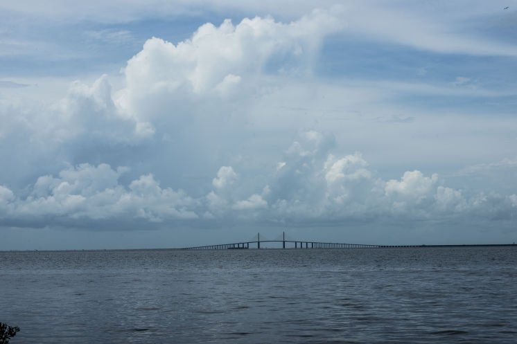 Strong winds prompt partial closure of Sunshine Skyway bridge