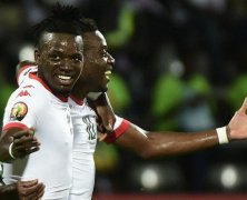 Video: Guinea-Bissau vs Burkina Faso
