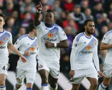 Video: Crystal Palace vs Sunderland