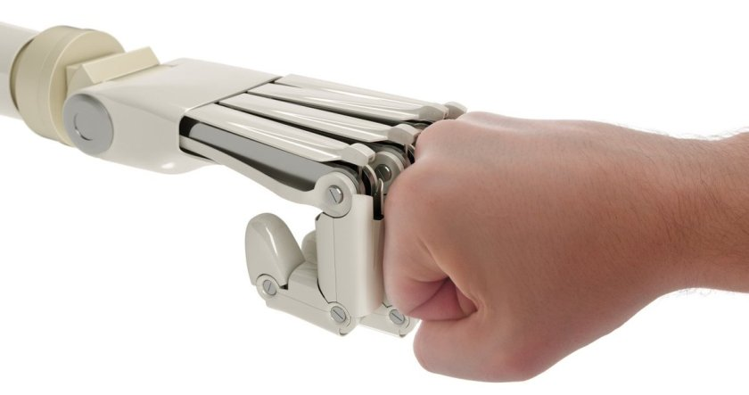 #Technology can't replace the human touch  #AI #Robotics #Sales #Marketing