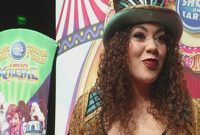 Ringling Bros. and Barnum and Bailey Circus begins final shows in Bay area (and Fla) today.