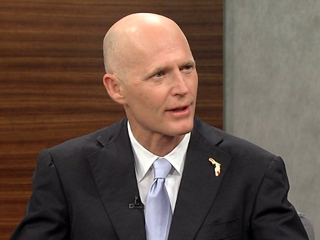 Florida Governor Rick Scott wants $618 million in tax cuts in the upcoming year