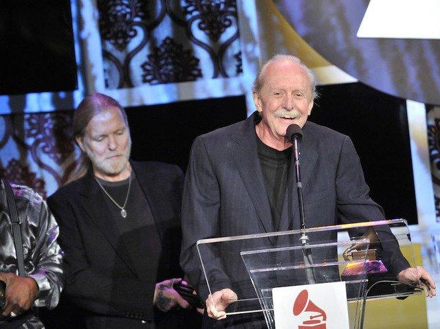Allman Brothers Band member Butch Trucks dies