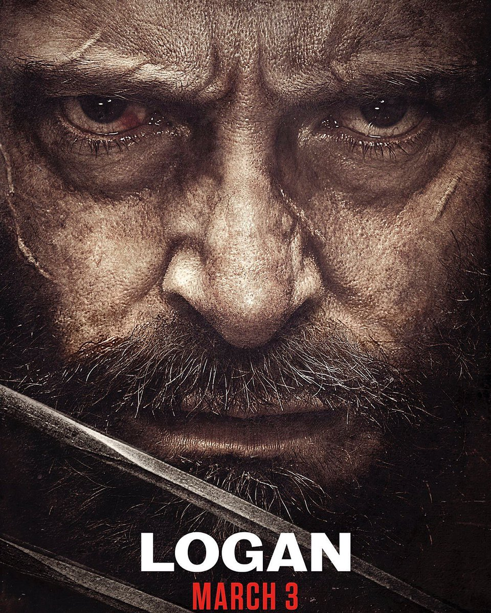 New Logan Poster Featuring Hugh Jackman Revealed