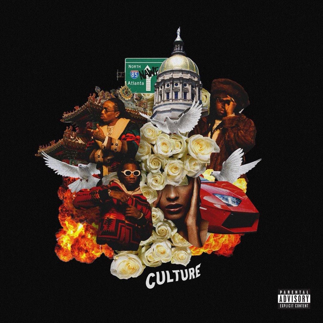 Migos – Culture Tracklist And Album Art