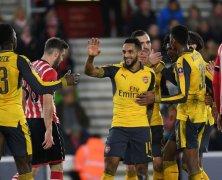 Video: Southampton vs Arsenal