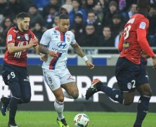 Video: Olympique Lyon vs Lille