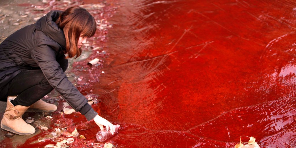China audit finds more than $2.5 billion used to fight water pollution misused