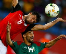 Video: Egypt vs Morocco