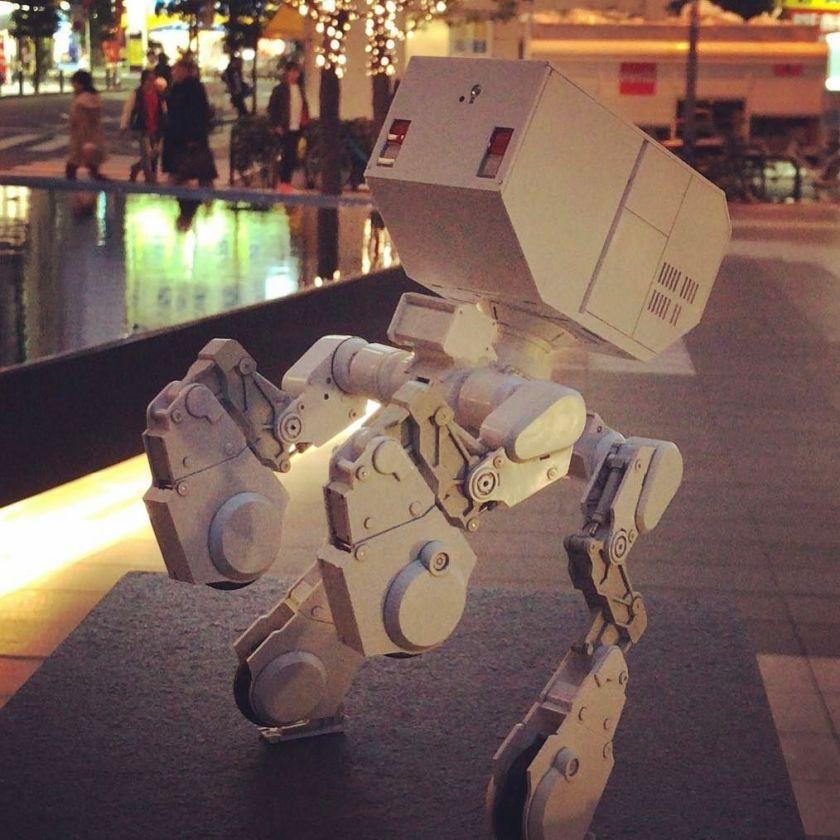 #IZMOJUKI Probe 20WT #AI #Robotics #Robot #ArtToy #1000toys