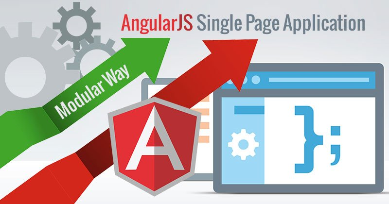 Modular Way To #Develop #AngularJS #SinglePageApplication by Makrand cc @CsharpCorner