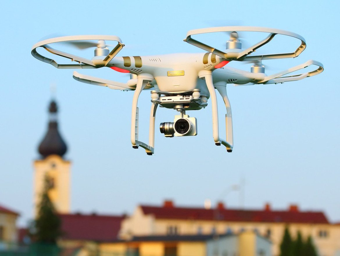 Smart cities will soon buzz with drones prone to hacking, conflicts   #IoT #Tech #SmartCity
