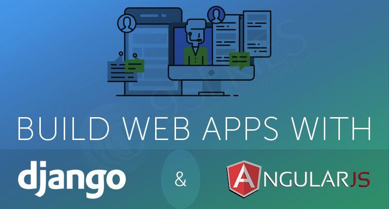 Build responsive web apps using Django and Angularjs . #webapps #django #angularjs #python