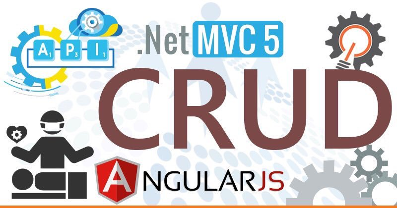 #CRUDFunctionality In #AngularJS & #ASPNETMVC 5 w/ EF Code First Approach via @CsharpCorner