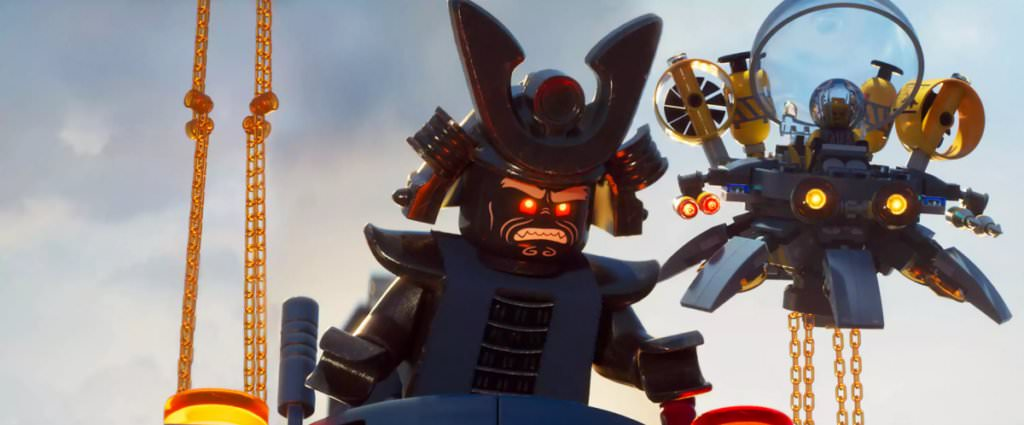 The Lego Ninjago Movie Teaser Trailer Revealed