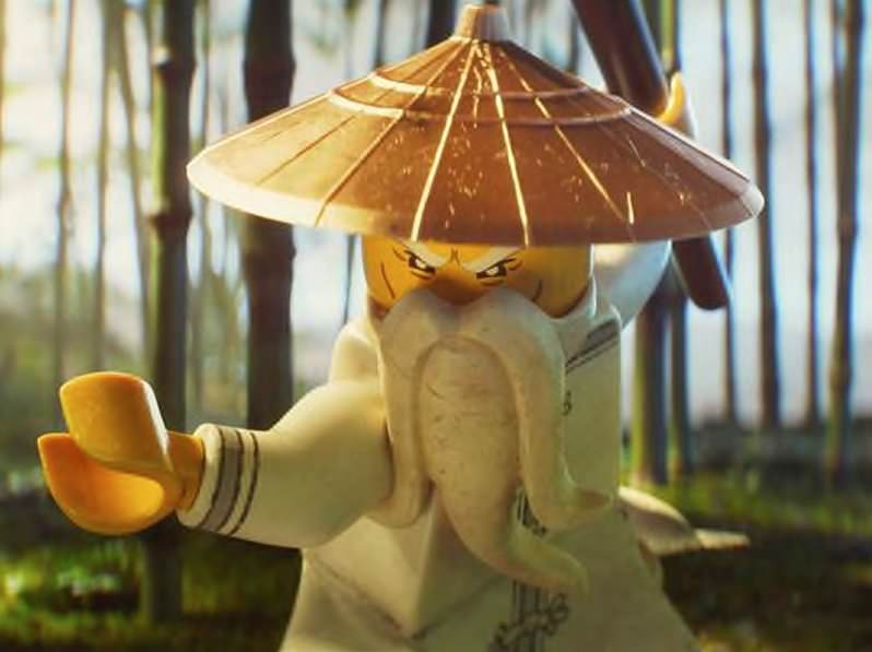 The Lego Ninjago Movie Photos Revealed