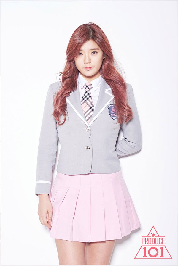 Image result for kim juna produce 101 site:twitter.com