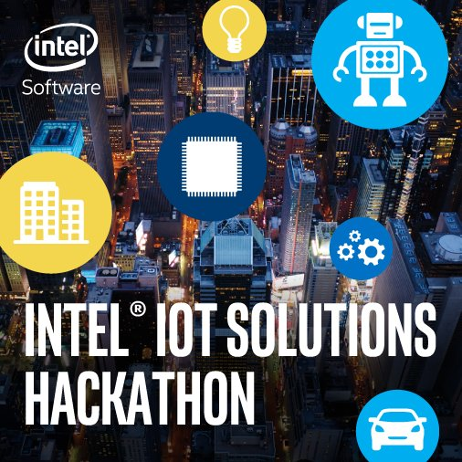 Register for the Intel #IoT Solutions Hackathon, March 11-12 in Nuremberg: