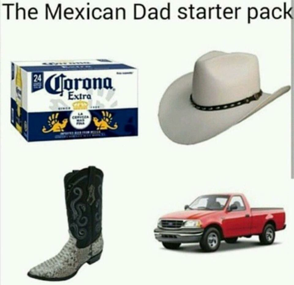 The Suburban Dad Starter Pack Ifunny