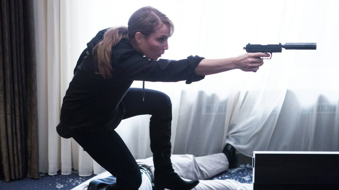 Unlocked International Trailer Featuring Noomi Rapace