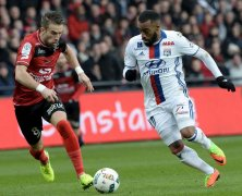Video: Guingamp vs Olympique Lyon