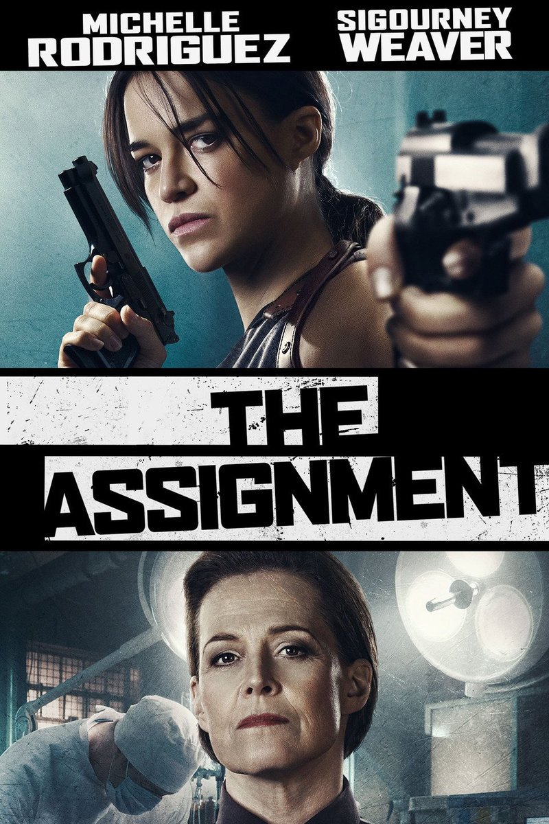 New The Assignment Trailer Featuring Michelle Rodriguez 6