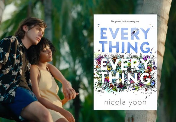 Everything, Everything Trailer Starring Amandla Stenberg & Nick Robinson