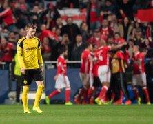 Video: Benfica vs Borussia Dortmund