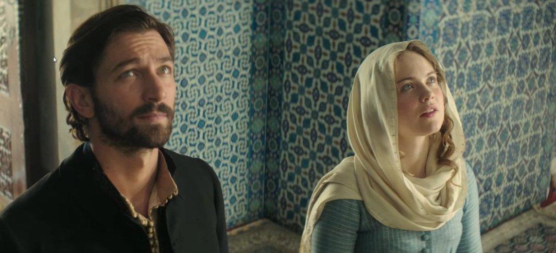 The Ottoman Lieutenant Trailer