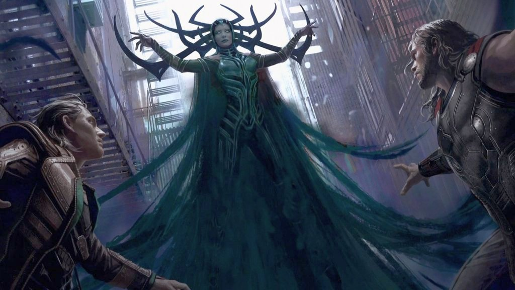 Thor: Ragnarok Concept Art Revealed
