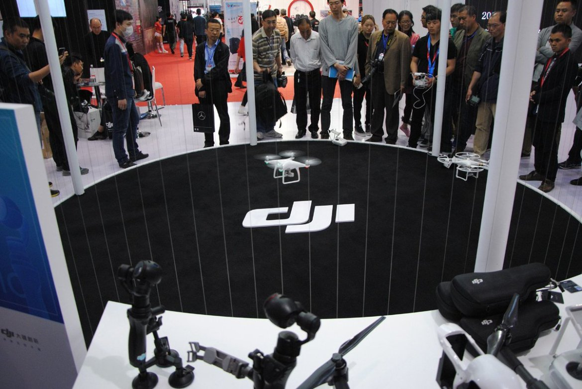 #DJI's Ambition Embraces #Drones as Tools, Not Just Eyes in the Sky