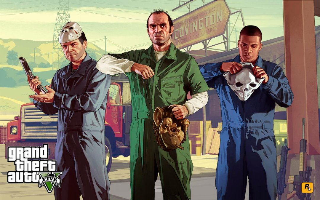 Don't Expect GTA 5 To Grace The Nintendo Switch