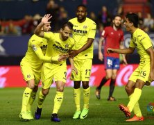 Video: Osasuna vs Villarreal