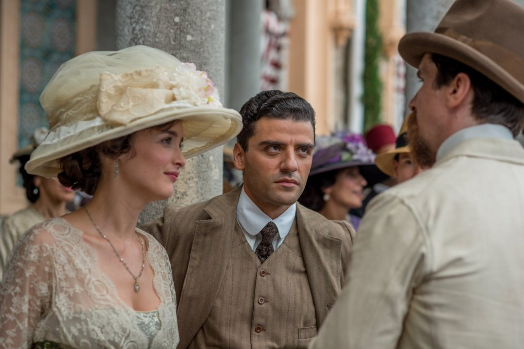 New The Promise Trailer Featuring Christian Bale & Oscar Isaac 6
